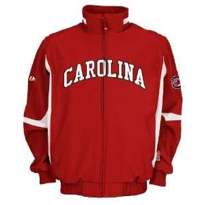 Carolina Gamecocks Elevation NCAA Full Zip Jacket