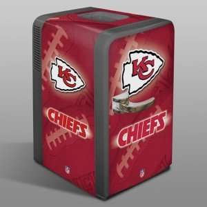 Kansas City Chiefs NFL 24 Can Portable Party Fridge