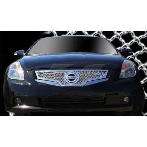 2008 2010 Nissan Altima SES Chrome Mesh Grille Automotive