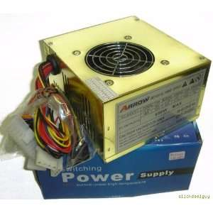 Gold 680w ATX Sata Amd/p4 Dual Fan Power Supply 20 24 Pin Electronics