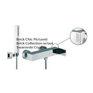 Wall Mounted Shower Mixer With Shower Set S3505