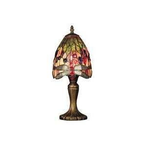 Dale Tiffany Vickers 1 Light Table Lamp TT101287