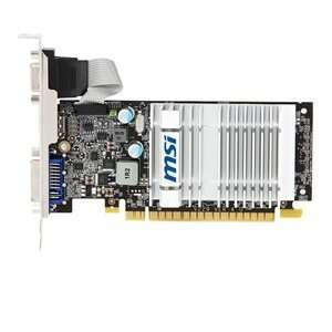 Video Card N8400GS MD512H GF8400GS 512MB DDR3 PCI Express DVI/HDMI/VGA