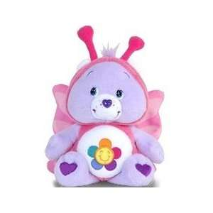 Harmony as Butterfly Care Bear 8 inch Plush Toys & Games