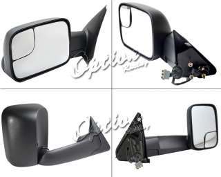 94 95 96 97 DODGE RAM 3500 TOWING TOW POWER MIRROR PAIR