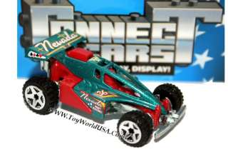 Hot Wheels Connect cars feature paint schemes for 1 of 50 different