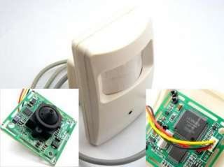 SPY Motion sensor Surveillance hidden camera CCTV CAM security