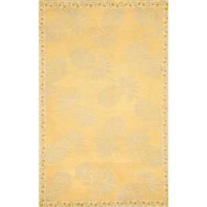 Trans Ocean Cargo (Tommy Bahama) Pineapple Yellow Rug   2